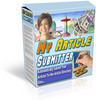 Thumbnail My Article Submitter - JUST 5 USD - With MRR