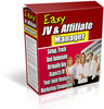 Thumbnail Easy JV & Affiliate Manager - JUST 1 USD -WITH MRR