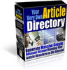 Thumbnail Your Very Own Article Directory -JUST  1 USD -With MRR