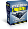 *NEW!* -Stealth Banner Generator-JUST 1 USD -With MRR