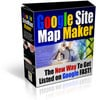 *NEW!* Google Site Map Maker-JUST 1 USD -With MRR