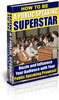 Thumbnail *NEW!* How To Be A Public Speaking Superstar -JUST 1 USD