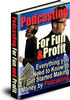 Thumbnail *New!* Podcasting For Fun & Profit -JUST 1 USD-With MRR