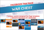 Thumbnail *Best Seller* Facebook Fanpage Warchest with PLR - Just $5