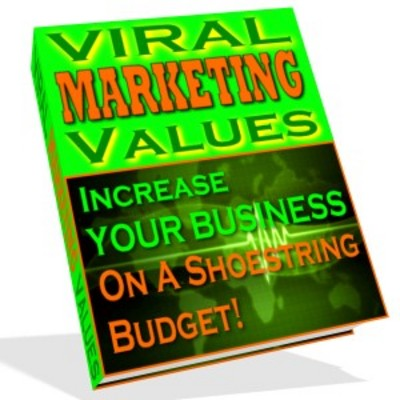 Product picture Viral Marketing Values - Increase Your Business- JUST 1 USD