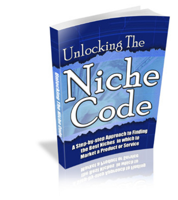 Product picture *HOT* Unlocking The Niche Code - JUST 1 USD