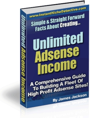 Product picture *HOT* Unlimited Adsense Income -JUST 1 USD