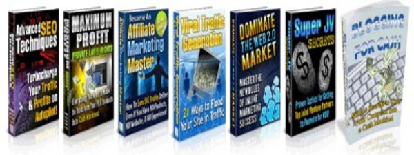 Product picture *HOT*Super 7 Internet Marketing Pack - JUST 5 USD