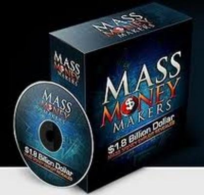 Product picture *NEW* Mass Money Makers - JUST 7 USD