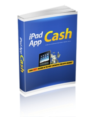 Product picture *Best Seller*  Ipad App Cash With MRR - Just 7 USD