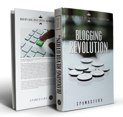 Product picture NEW - Blogging Revolution Promo Just 7.7 USD